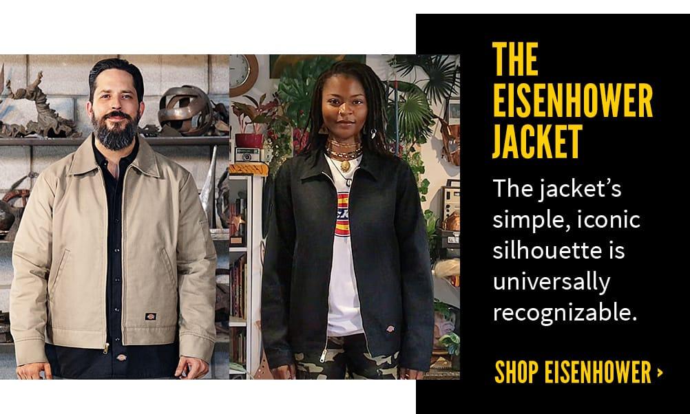 Shop unlined eisenhower jacket