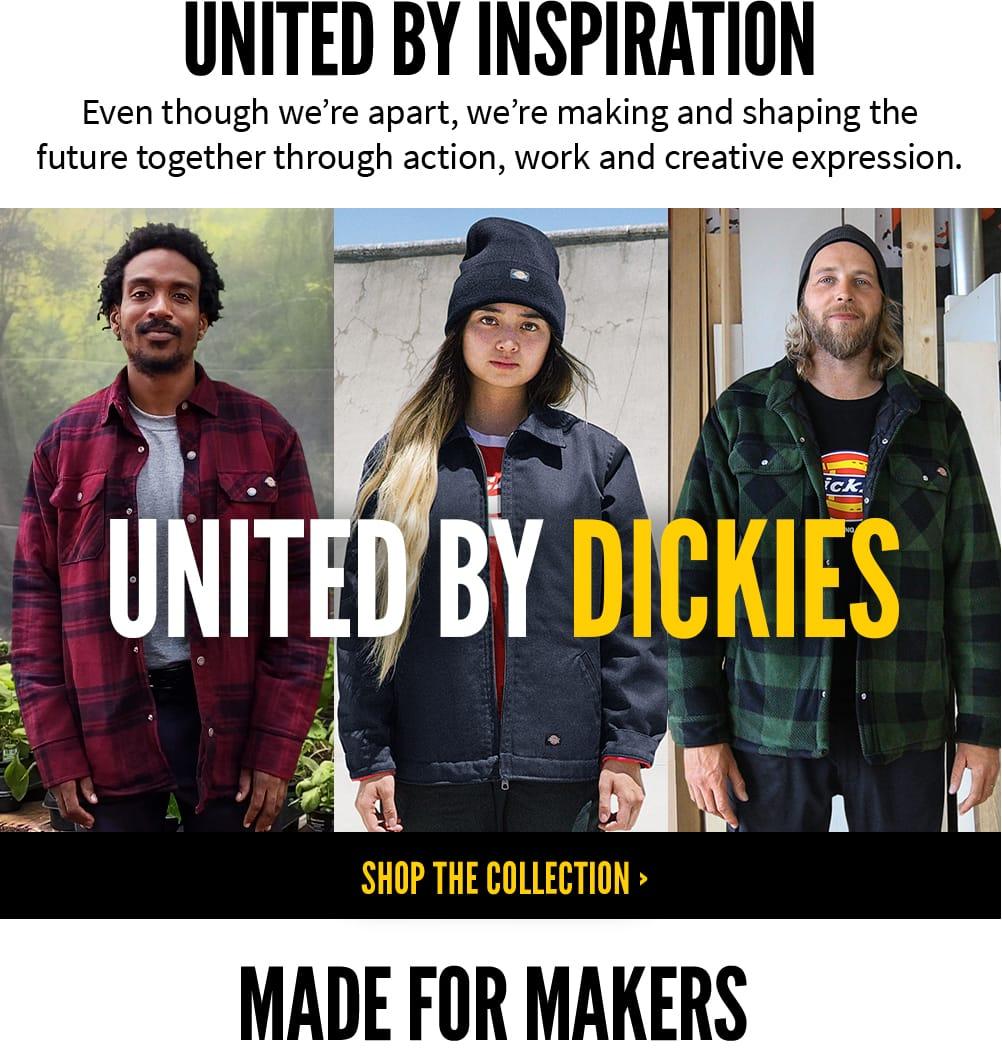 United by dickies
